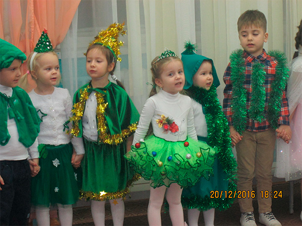 Новый год для самых маленьких|Школа Искусств имени М.А ...